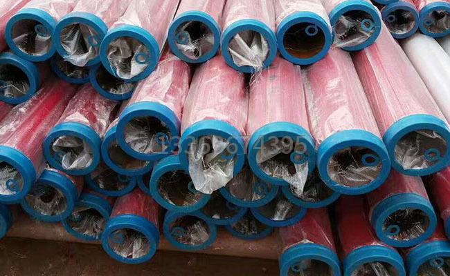 泵车臂架泵管的壁厚