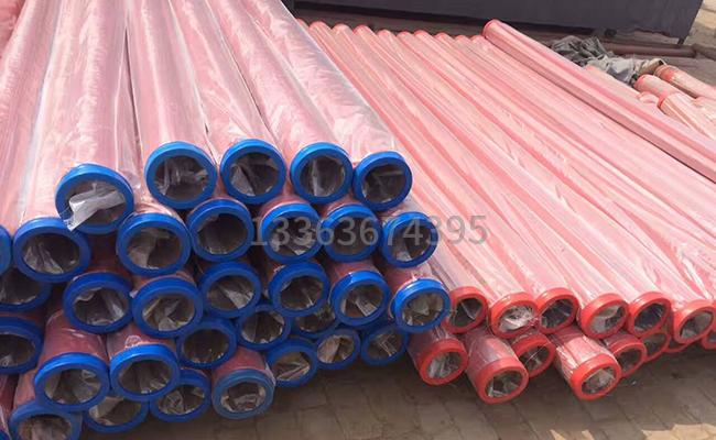 3米泵车臂架泵管的重量