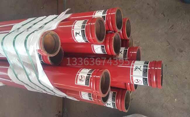 泵车泵管使用寿命计算