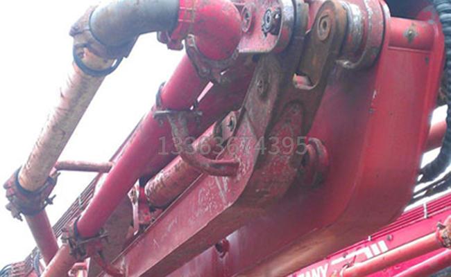 泵车上的耐磨泵管