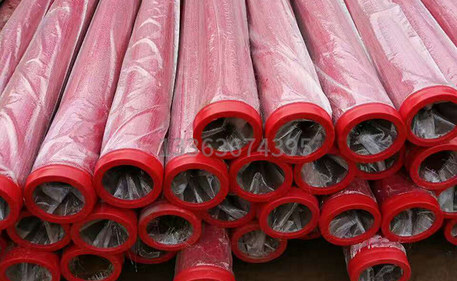 125泵车泵管的图片