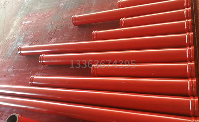 多种长度的125泵车泵管