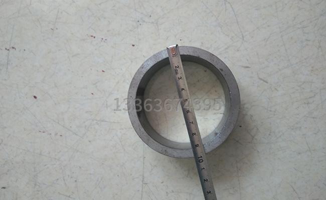 泵管接头的直径长度