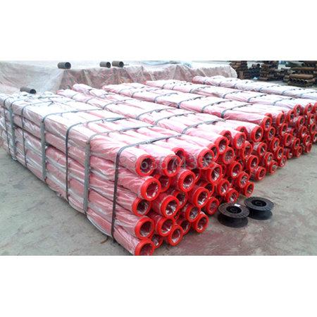 三万方泵车泵管