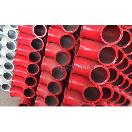 泵管铸钢耐磨弯头