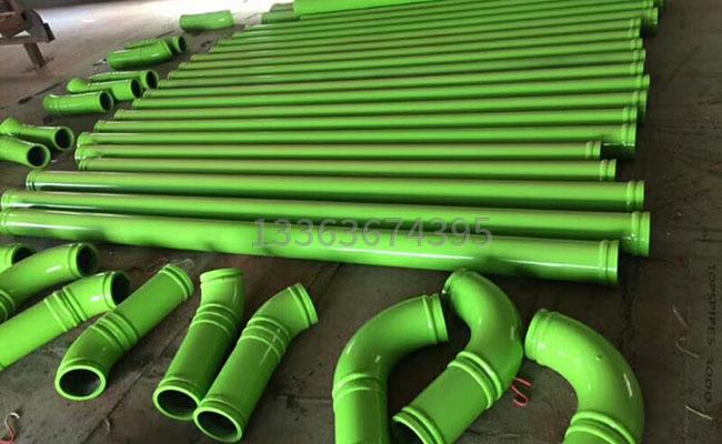 六万方双层耐磨泵管